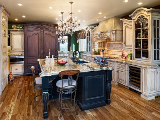 Stunning traditional kitchen design ideas inspired from for Traditional kitchen ideas 2016